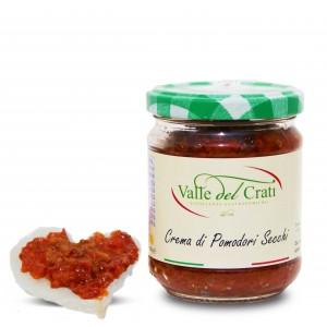 Crema di Pomodori Secchi in Olio d'Oliva