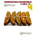 Mostaccioli Dolci con Mandorle e Miele morbidi di Soriano 400gr.