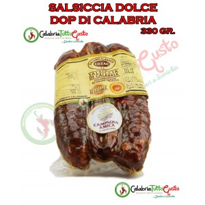 Salsiccia Dolce Calabrese DOP