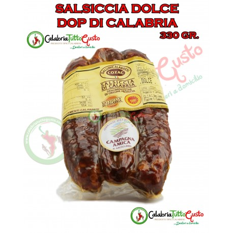Salsiccia dolce calabrese online