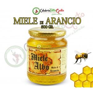 Miele di Arancio Vasetto 500 gr.
