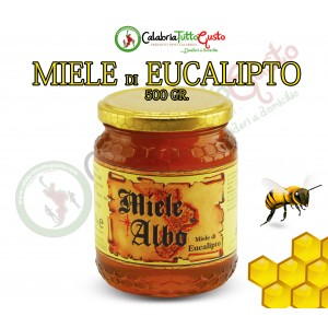 Miele di Eucalipto 500 gr.