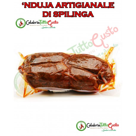 'Nduja Calabrese Piccante XL 400/500 gr.