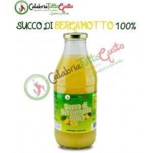 Succo di Bergamotto  puro Calabrese 100%