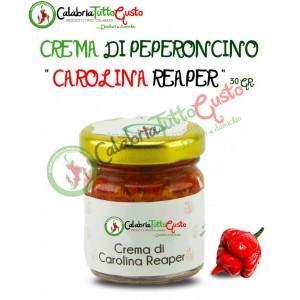 Crema di Peperoncino Carolina Reaper Piccante 30 gr