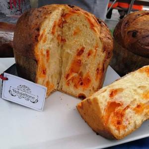 Ndujattone di Caulonia Panettone alla 'nduja