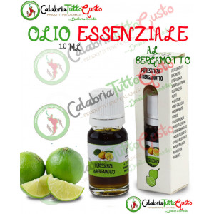 Olio Essenziale al Bergamotto 10 ml