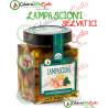 """Lampascioni alla Calabrese """"cipolline selvatiche"""" in Olio Extra Vergine di Oliva formato 280 g"""