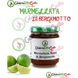 Marmellata di Bergamotto 100% Calabrese