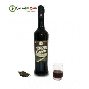 Liquore alla Crema di Liquirizia Calabrese
