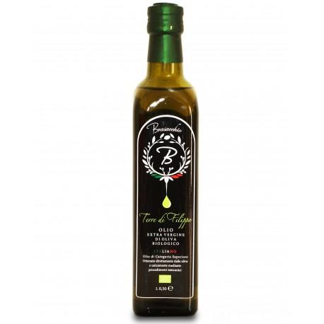Olio Extra Vergine d'oliva calabrese