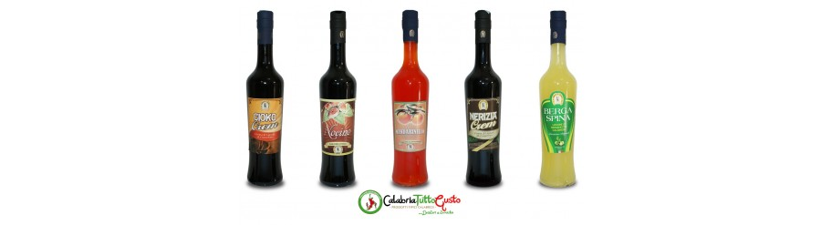 Amari, Liquori & Creme